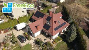 fotowoltaika - instalacje fotowoltaiczne na dachu